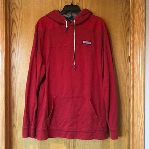 Red Vineyard Vines Sweatshirt